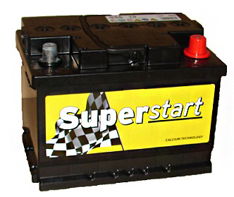 Autobaterie SuperStart