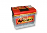 Autobaterie Banner Power Bull PROfessional P63 40, 63Ah, 12V