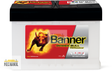 Autobaterie Banner Power Bull PROfessional P77 40, 77Ah, 12V ( P7740)