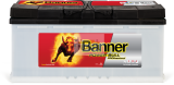 Autobaterie Banner Power Bull PROfessional P100 40, 100Ah, 12V