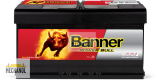Autobaterie Banner Power Bull P88 20 12V 88Ah 680A