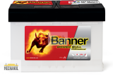 Autobaterie Banner Power Bull PROfessional P84 40, 84Ah, 12V 700A