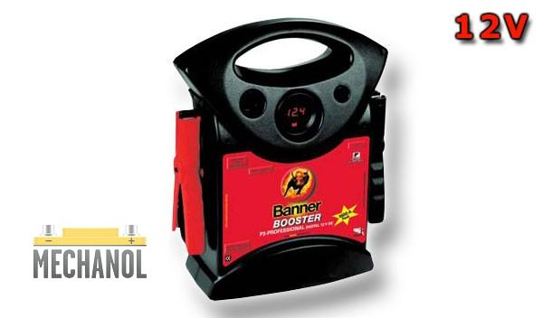 BOOSTER BANNER P3 Profesional 12V 3100A Evo MAX