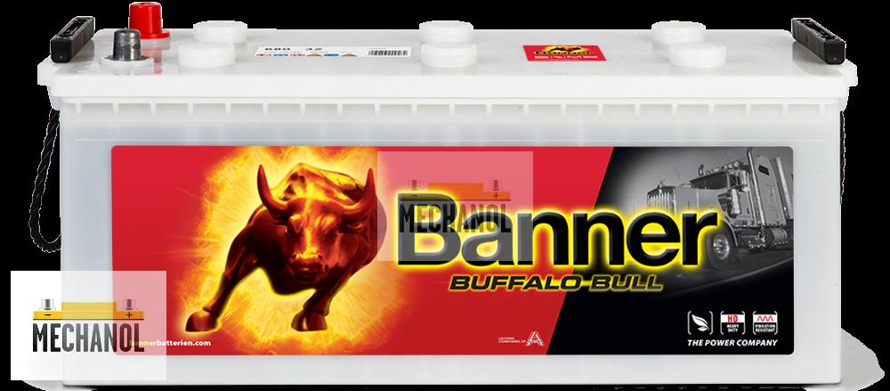 Autobaterie Banner Buffalo Bull 680 32 0ec4991f936