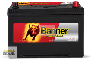 Autobaterie Banner Power Bull P95 04, 95Ah, 12V 720A