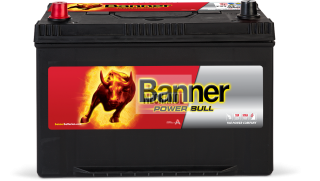 Autobaterie Banner Power Bull P95 05, 95Ah, 12V 720A