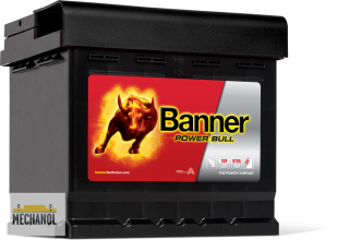 Autobaterie Banner Power Bull P50 03, 12V, 50Ah, 450A.