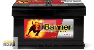 Autobaterie Banner Power Bull P80 14, 80Ah, 12V 700A