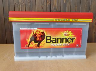 Autobaterie Banner Power Bull PROfessional P84 40, 84Ah, 12V ( P8440)