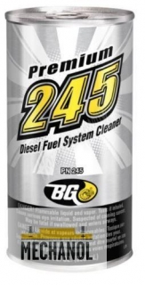 BG 245 Premium Diesel Fuel System Cleaner 325ml